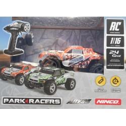 ** Ninco NH93089 Parkracers 1/16 Abyss Orange Truggy 2.4G