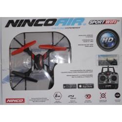 ** Ninco NH90107 Nincoair Sport WiFi & HA Drone RC Radio Control