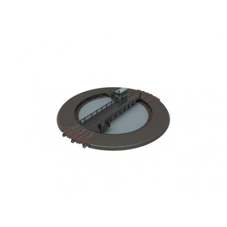 ** Marklin 74861 C Track Turntable (MFX-Fitted)