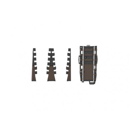 ** Marklin Extension Set for MN74861 Turntable