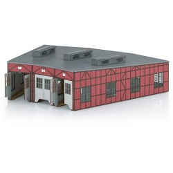 ** Marklin 72886 Locomotive Shed Kit