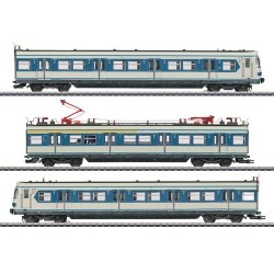 ** Marklin 37508 DB BR420 Munich S Bahn 3 Car EMU IV (MFX-Sound)