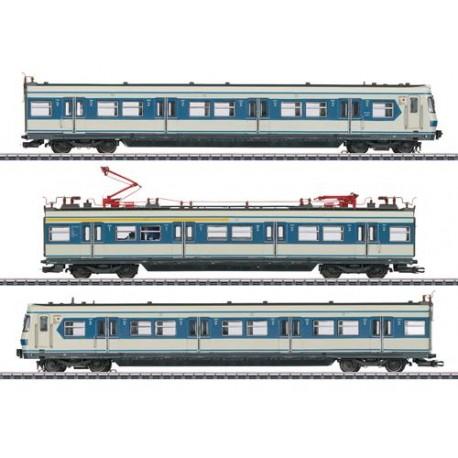 ** Marklin 37508 DB BR420 Munich S Bahn 3 Car EMU IV (MFX-Sound)