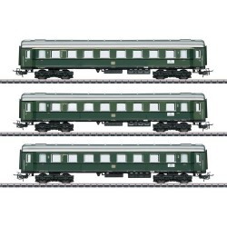 ** Marklin 41920 DB Tin Plate Express Coach Set (3) III