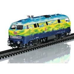 ** Marklin 39218 DBAG BR218 416-6 Tourism Diesel Loco V (MFX-Sound)