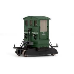 ** Rivarossi HR2723 Armement Seegmuller Breuer Shunting Tractor IV