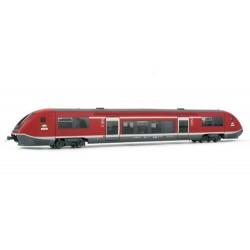 ** Rivarossi HR2717S DBAG DBAG BR641 3-Lowen Takt Diesel Railcar VI (DCC-Sound)