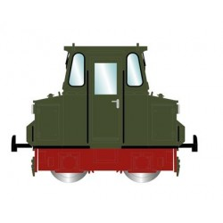 ** Rivarossi HR2786 DR ASF72 Shunting Tractor IV