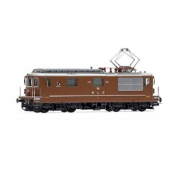** Rivarossi HR2735S BLS Re4/4 166 Electric Locomotive IV (DCC-Sound)