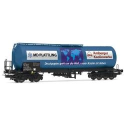 ** Rivarossi HR6401 DBAG MD Plattling Bogie Tank Wagon V