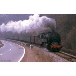 ** Arnold HN2185 DR BR95 Steam Locomotive Oil Fired III