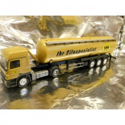 ** Herpa 285919 Mercedes Benz Actros L Silo Semitrailer  HM