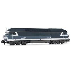 ** Arnold HN2381S SNCF CC72065 Diesel Locomotive V (DCC-Sound)