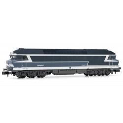 ** Arnold HN2382S SNCF CC72000 Diesel Locomotive IV (DCC-Sound)