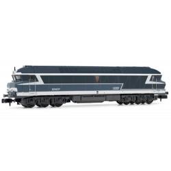 ** Arnold HN2384S SNCF CC72031 Blue Noodle Diesel Locomotive V (DCC-Sound)