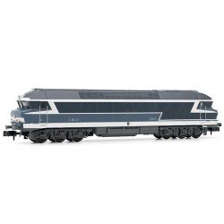 ** Arnold HN2386S SNCF CC72000 Diesel Locomotive IV (DCC-Sound)