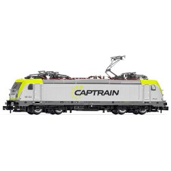 ** Arnold HN2408 Captrain BR187 Electric Locomotive VI