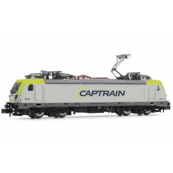 ** Arnold HN2408D Captrain BR187 Electric Locomotive VI (DCC-Fitted)