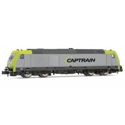 ** Arnold HN2413 Captrain BR285.1 Diesel Locomotive VI