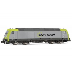 ** Arnold HN2413D Captrain BR285.1 Diesel Locomotive VI (DCC-Fitted)