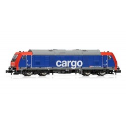 ** Arnold HN2415D SBB Cargo BR245 Diesel Locomotive VI (DCC-Fitted)