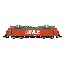 ** Arnold HN2437 WLE BR187 Electric Locomotive VI
