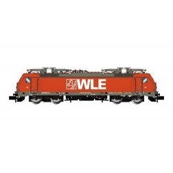 ** Arnold HN2437D WLE BR187 Electric Locomotive VI (DCC-Fitted)