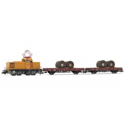 ** Arnold HN2301 DBAG V60D Freight Train Pack V (DCC-Fitted)