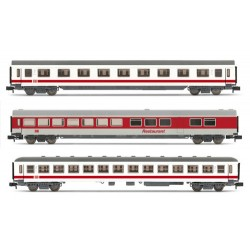 ** Arnold HN4116 DBAG IC Coach Set (3) V