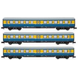 ** Arnold HN4182 DR Leipzig S-Bahn Coach Set (3) IV