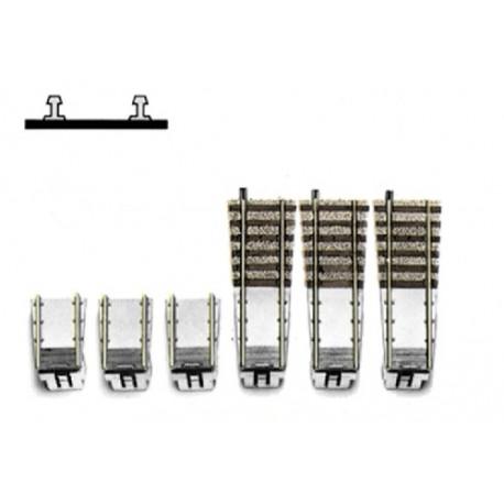 ** Fleischmann 6153 Profi Track Extension Set for FM6152