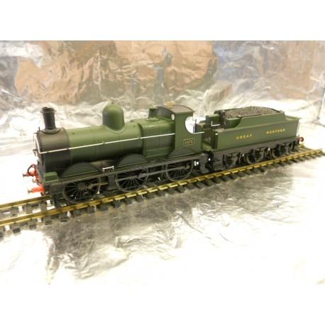 ** Oxford Rail OR76DG003 Dean Goods Steam Locomotive Great Western 2475