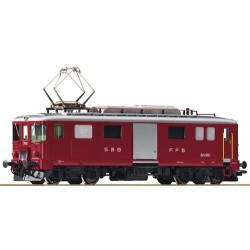 ** Roco 72656 SBB De4/4 Electric Baggage Railcar V