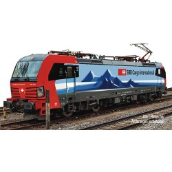 ** Fleischmann 739304 SBB Cargo BR193 Electric Locomotive VI
