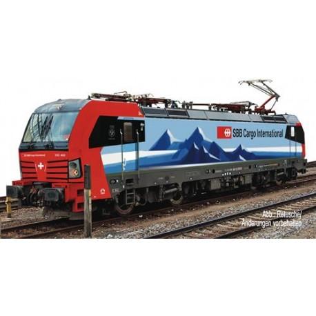 ** Fleischmann 739304 SBB Cargo BR193 Electric Locomotive VI