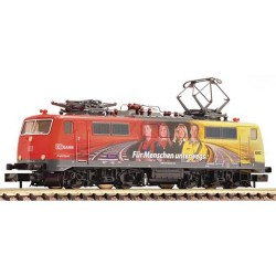 ** Fleischmann 781301 DBAG BR111 024-6 Electric Locomotive VI