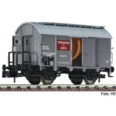 ** Fleischmann 845703 SBB Wine Tank Wagon with Brakemans Cab II