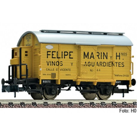 ** Fleischmann 845707 NORTE Felipe Marin Wine Barrel Wagon I