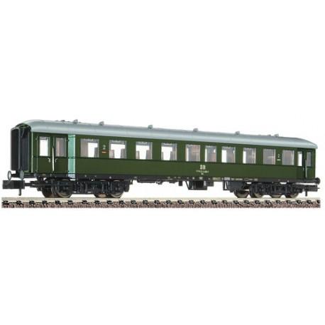 ** Fleischmann 867713 DR B4 2nd Class Coach IV