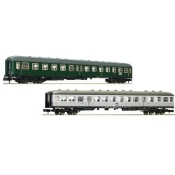 ** Fleischmann 881812 DB Classic Express Train Coach Set 2 (2) IV