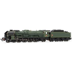 ** Jouef HJ2241 SNCF 241P 28 Steam Locomotive III (DCC-Sound)