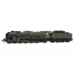 ** Jouef HJ2344S SNCF 241P Steam Locomotive III (DCC-Sound)