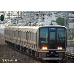 ** Kato K10-1575 JR Series 321 Kyoto-Kobe-Tozai 4 Car Add on Set