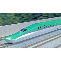 ** Kato K10-857 JR E5 Series Hayabusa (Falcon) Shinkansen 3 Car Powered Set