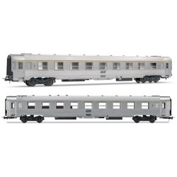 ** Jouef HJ4102 SNCF DEV Inox Coach Set (2) IV