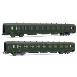 ** Jouef HJ4103 SNCF DEV A0 Coach Set (2) III