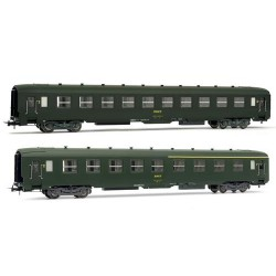 ** Jouef HJ4104 SNCF DEV A0 Coach Set (2) IV