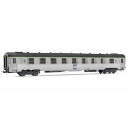 ** Jouef HJ4110 SNCF DEV Inox 2nd Class Corail Coach IV