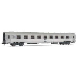 ** Jouef HJ4111 SNCF DEV Inox 2nd Class Compartment Coach IV