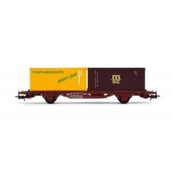 ** Jouef HJ6143 Junior Line Container Wagon